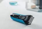 avis rasoir électrique braun series 3 proskin 3040s