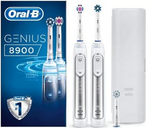 Brosse à dent électrique Oral-B Genius 8900