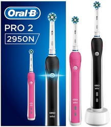 Brosse à dent électrique Oral-B Pro 2 2950N CrossAction