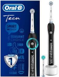 Brosse à dent électrique Oral-B Teen Black