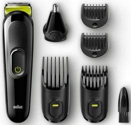Tondeuse cheveux Braun MGK3021