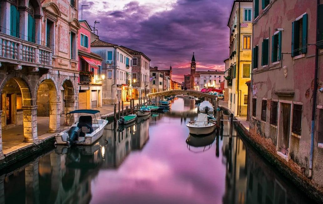 Lieux à découvrir en italie