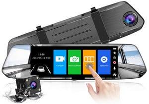 Dashcam Chortau avec écran tactile de 7 pouces