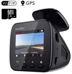 Dashcam GPS Wifi Akaso