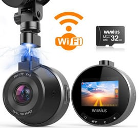Dashcam de voiture Wimius