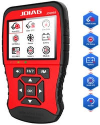 Lecteur de codes de défauts JDiag JD906S