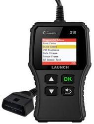 Valise de diagnostic Launch CR319