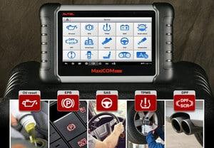 valise diagnostic Autel Maxicom MK808