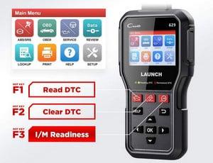 valise diagnostic Launch CRP629
