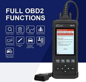 valise diagnostic Launch CReader 7001S