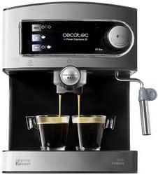 Avis machine à café grain Cecotec