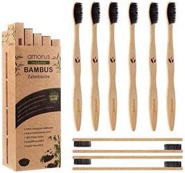 Brosse à dent bambou Amorus