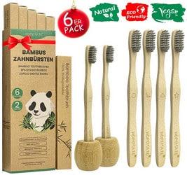 Brosse à dent bambou Hopemate H