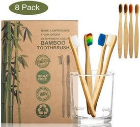 Brosse à dent bambou Xpassion