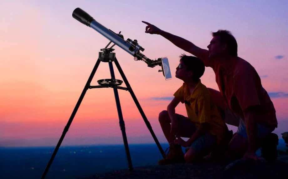 Choisir lunette astronomique