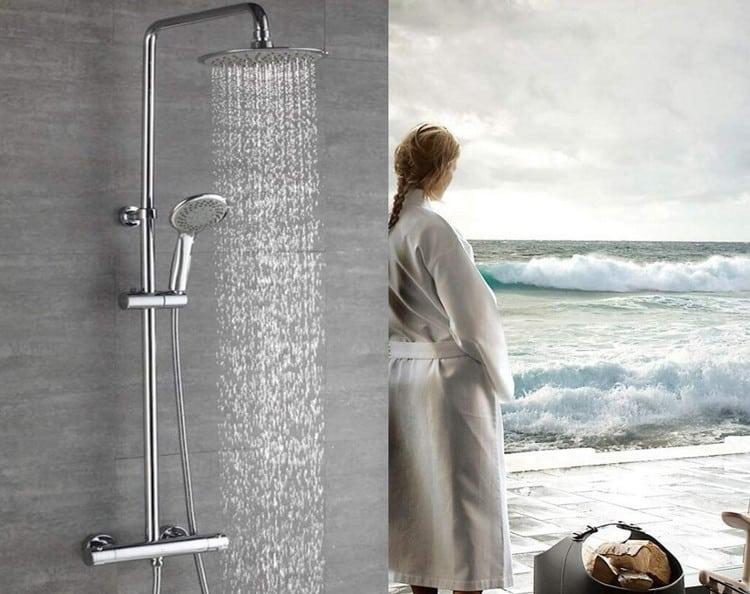 Meilleure colonne de douche de l'année