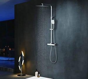 colonne de douche avec thermostat Elbe