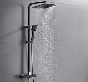 colonne de douche carrée Auralum