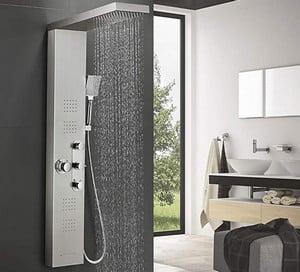 colonne de douche hydromassante Bonade