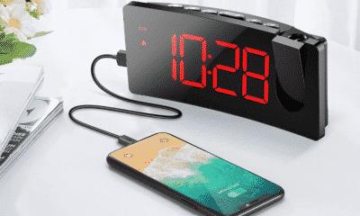 Comparatif meilleur radio réveil projecteur