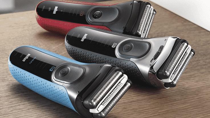 Comparatif meilleur rasoir Braun Series 3