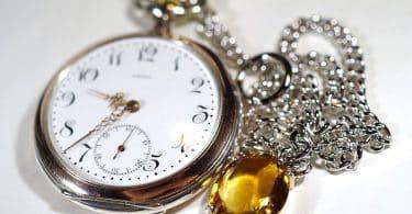 Estimer la valeur d'une montre à gousset