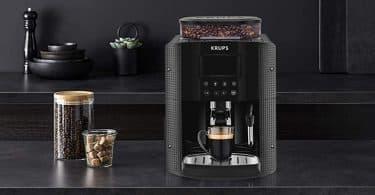 Avis cafetière expresso avec écran LCD Krups Essential YY8135FD