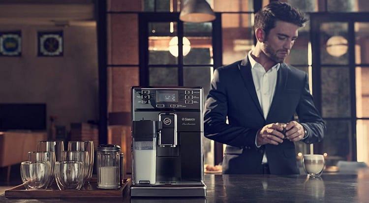 Avis machine à café expresso super automatique Saeco SM5460/10 PicoBaristo