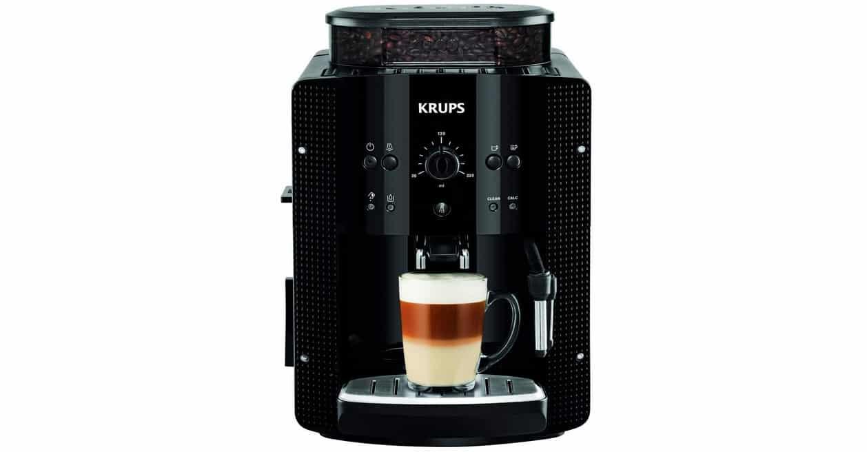 Avis sur la machine à café automatique Krups EA8108
