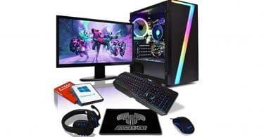 Comparatif pour choisir le meilleur PC gamer 400 euros