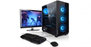 Comparatif pour choisir le meilleur PC gamer 600 euros