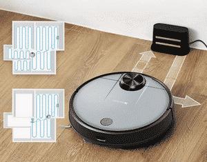 Test et avis sur l'aspirateur robot Proscenic M6 Pro