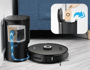 Test et avis sur l'aspirateur robot Proscenic M8 Pro