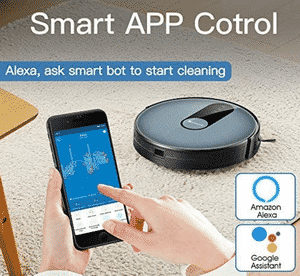 Test et avis sur l'aspirateur robot Proscenic 820S