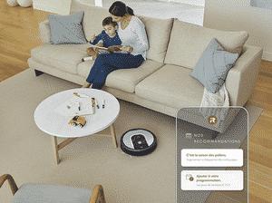 Test et avis sur l'aspirateur robot iRobot Roomba 971