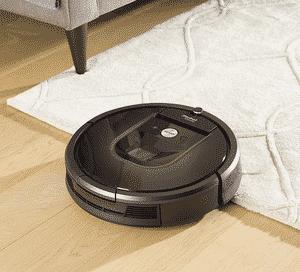 Test et avis sur l'aspirateur robot iRobot Roomba 980