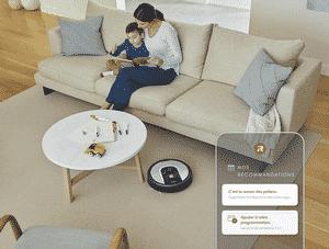 Test et avis sur l'aspirateur robot iRobot Roomba 981
