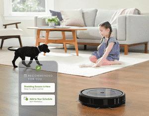 Test et avis sur l'aspirateur robot iRobot Roomba Combo