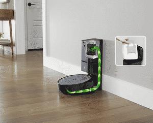 Test et avis sur l'aspirateur robot iRobot Roomba i3552