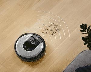 Test et avis sur l'aspirateur robot iRobot Roomba i7156
