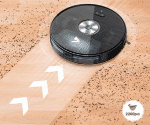 Test et avis sur l'aspirateur robot laveur Hosome