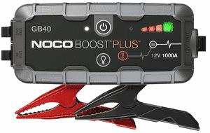 Test et avis sur le booster de batterie NOCO Boost Plus GB40