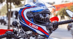 Types de casques de moto