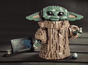 Test et avis sur la figurine Lego Star Wars Yoda 75318