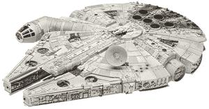 Test et avis sur la maquette Star Wars Faucon Millenium Revell 06718