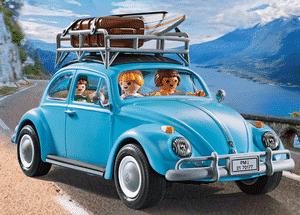 Test et avis sur la voiture Playmobil Volkswagen Coccinelle 70177
