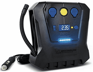 Test et avis sur le compresseur digital Michelin 009519
