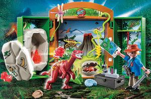 Test et avis sur le dinosaure Playmobil Dinos 70507