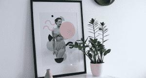 Comment bien utiliser les cadres photos pour décorer son intérieur