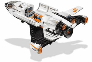 Test et avis sur le Lego City La navette spatiale 60226